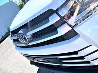 2019 Toyota Kluger GSU55R GXL AWD Crystal Pearl 8 Speed Sports Automatic Wagon