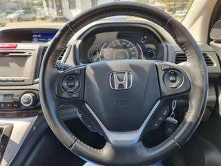 2014 Honda CR-V RM MY15 VTi-S 4WD Grey 5 Speed Sports Automatic Wagon.