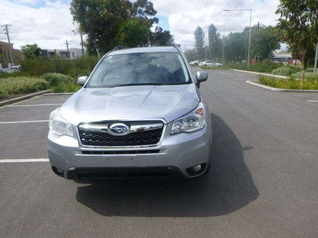 Used Subaru Forester S4 2.5I-L Beverley, 2013 Subaru Forester S4 2.5I-L Silver Constant Variable Wagon