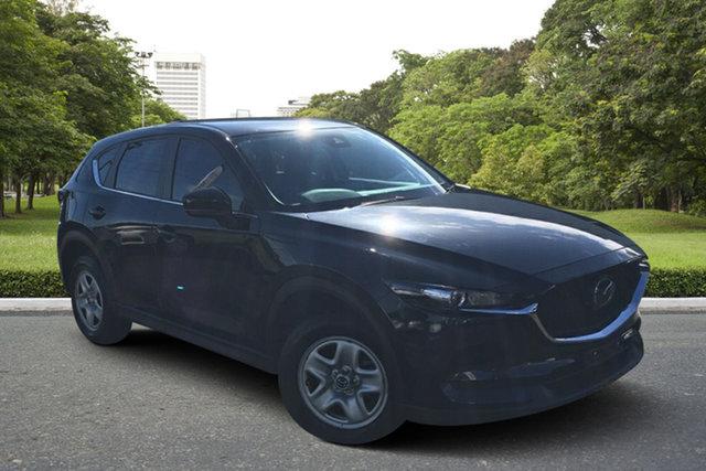 Used Mazda CX-5 KF2W7A Maxx SKYACTIV-Drive FWD Paradise, 2019 Mazda CX-5 KF2W7A Maxx SKYACTIV-Drive FWD Black 6 Speed Sports Automatic Wagon