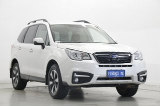2018 Subaru Forester S4 MY18 2.5i-L CVT AWD Crystal Pearl 6 Speed Constant Variable Wagon