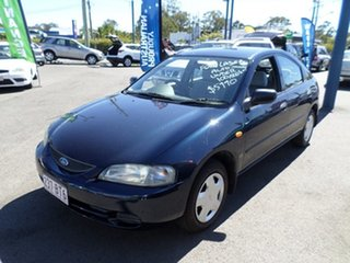 1998 Ford Laser Blue Automatic Hatchback
