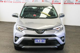 2017 Toyota RAV4 ZSA42R MY18 GX (2WD) Silver Sky Continuous Variable Wagon