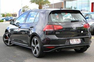 2014 Volkswagen Golf VII MY15 GTI DSG Black 6 Speed Sports Automatic Dual Clutch Hatchback.