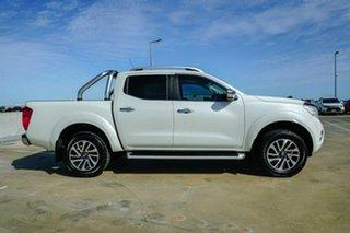 2015 Nissan Navara D23 ST-X White 6 Speed Manual Utility.