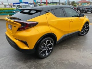 2017 Toyota C-HR NGX10R Koba (2WD) Yellow Continuous Variable Wagon.