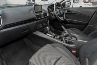2016 Mazda 3 BM5478 Maxx SKYACTIV-Drive Silver 6 Speed Sports Automatic Hatchback