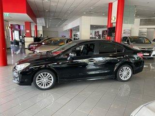 2013 Subaru Impreza G4 MY13 2.0i Lineartronic AWD Blue 6 Speed Constant Variable Sedan