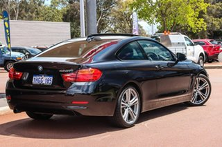 2014 BMW 4 Series F32 420i Modern Line Black 8 Speed Sports Automatic Coupe.