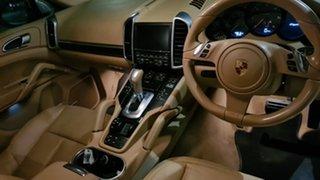 2012 Porsche Cayenne Series 2 MY12 Diesel 8 Speed Automatic Tiptronic Wagon