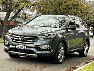 2015 Hyundai Santa Fe DM3 MY16 Highlander Grey 6 Speed Sports Automatic Wagon.