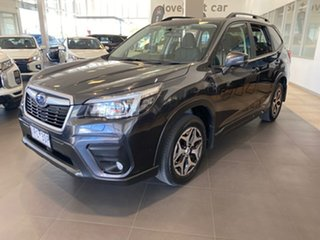 2019 Subaru Forester S5 MY19 2.5i-L CVT AWD Grey 7 Speed Constant Variable Wagon.