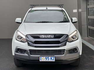 2019 Isuzu MU-X MY19 LS-M Rev-Tronic 4x2 White 6 Speed Sports Automatic Wagon.