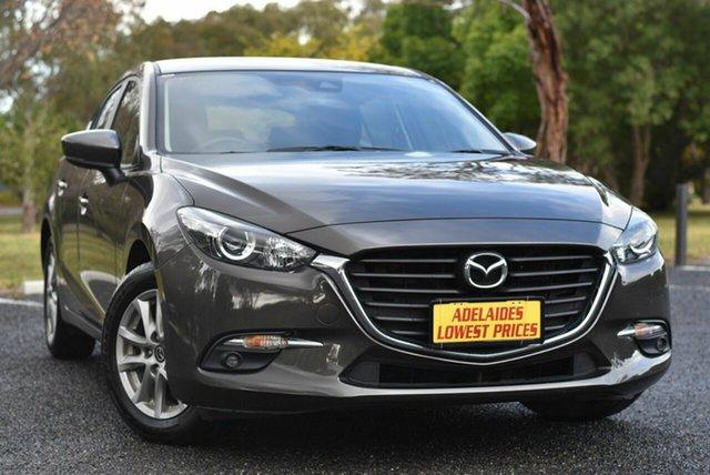 Used Mazda 3 BN5478 Maxx SKYACTIV-Drive Morphett Vale, 2017 Mazda 3 BN5478 Maxx SKYACTIV-Drive Bronze 6 Speed Sports Automatic Hatchback