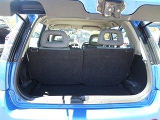 2004 Holden Cruze Blue Automatic Wagon