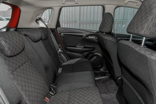 2015 Honda Jazz GF MY15 VTi Red 5 Speed Manual Hatchback