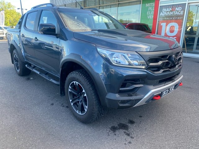 Used Holden Special Vehicles Colorado RG MY19 SportsCat+ Pickup Crew Cab Essendon Fields, 2018 Holden Special Vehicles Colorado RG MY19 SportsCat+ Pickup Crew Cab Grey 6 Speed