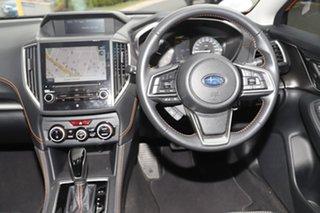 2019 Subaru XV G5X MY20 2.0i Premium Lineartronic AWD Orange 7 Speed Constant Variable Wagon