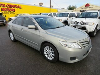 2010 Toyota Camry ACV40R 09 Upgrade Altise Gold 5 Speed Automatic Sedan.