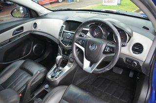 2016 Holden Cruze JH MY16 Z-Series Blue 6 Speed Automatic Sedan