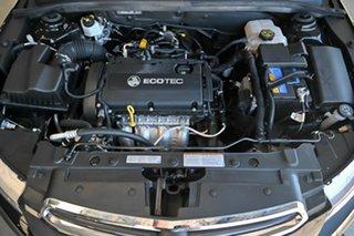 2015 Holden Cruze JH Series II MY15 Equipe Black 5 Speed Manual Hatchback