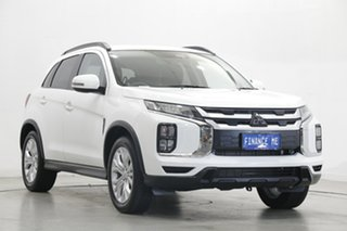 2020 Mitsubishi ASX XD MY20 LS 2WD White 1 Speed Constant Variable Wagon