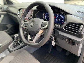 2020 Volkswagen T-Cross C1 MY21 85TSI Life Limestone Grey 7 Speed Auto Direct Shift Wagon