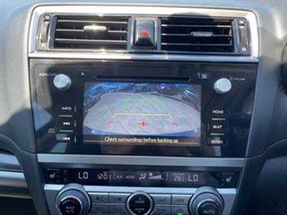 2016 Subaru Outback B6A MY16 2.0D CVT AWD Premium Platinum Grey 7 Speed Constant Variable Wagon