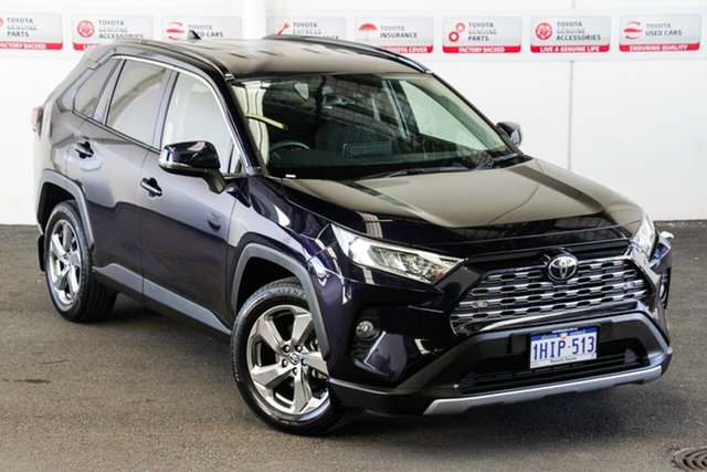 Pre-Owned Toyota RAV4 Mxaa52R GXL (2WD) Myaree, 2020 Toyota RAV4 Mxaa52R GXL (2WD) Saturn Blue Continuous Variable Wagon