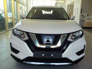 2019 Nissan X-Trail T32 Series 2 ST (2WD) White Continuous Variable Wagon