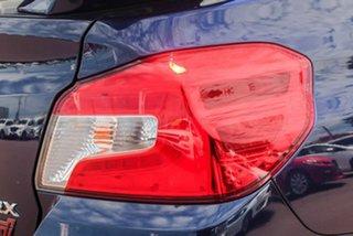 2016 Subaru WRX V1 MY17 STI AWD Blue 6 Speed Manual Sedan