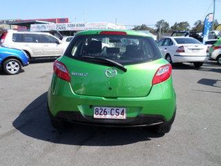 2012 Mazda 2 Green Automatic Hatchback.