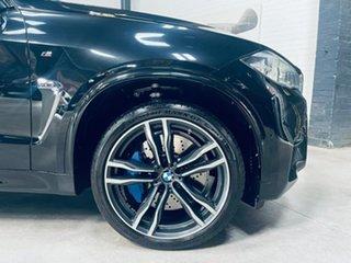 2015 BMW X5 M F85 Steptronic Black 8 Speed Sports Automatic Wagon.