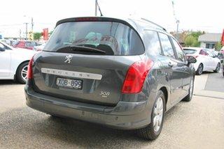2009 Peugeot 308 Touring XSE HDi 2.0 Grey 6 Speed Automatic Wagon
