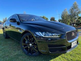 2015 Jaguar XE X760 MY16 Prestige Black 8 Speed Sports Automatic Sedan.