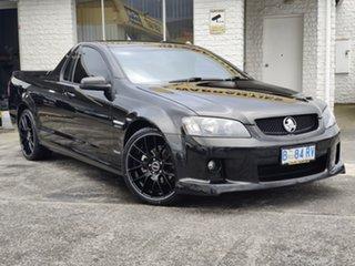 2010 Holden Ute VE MY10 SV6 Black 6 Speed Manual Utility.