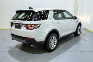 2017 Land Rover Discovery Series 5 L462 MY17 SE White 8 Speed Sports Automatic Wagon