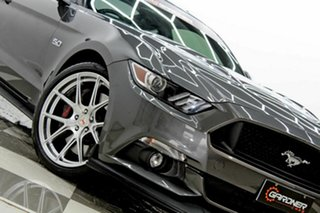 2017 Ford Mustang FM MY17 Fastback GT 5.0 V8 Grey 6 Speed Manual Coupe.