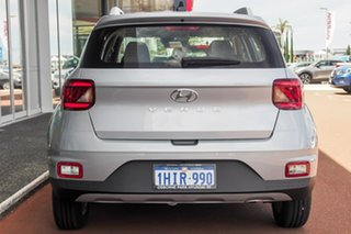2021 Hyundai Venue QX.V3 MY21 Typhoon Silver 6 Speed Automatic Wagon.