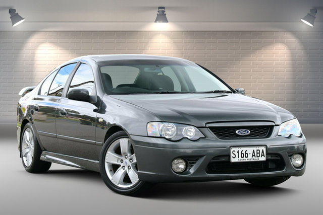 Used Ford Falcon BF Mk II XR6 Gepps Cross, 2006 Ford Falcon BF Mk II XR6 Grey 6 Speed Sports Automatic Sedan