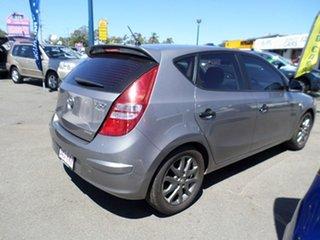 2011 Hyundai i30 FD MY11 Trophy Grey 4 Speed Automatic Hatchback.