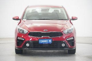 2019 Kia Cerato BD MY20 S Red 6 Speed Sports Automatic Sedan.