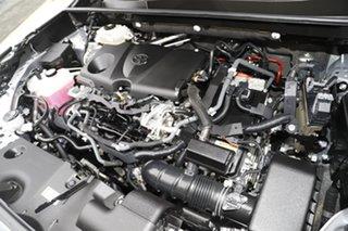 2019 Toyota RAV4 Axah52R GX 2WD Silver Sky 6 Speed Constant Variable Wagon Hybrid