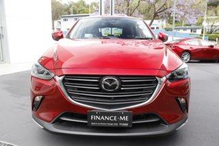 2021 Mazda CX-3 DK2W7A Akari SKYACTIV-Drive FWD Soul Red Crystal 6 Speed Sports Automatic Wagon