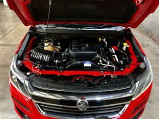 2016 Holden Colorado RG MY16 LTZ Crew Cab Red 6 Speed Sports Automatic Utility