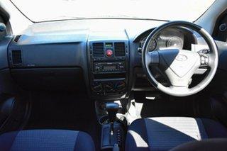 2008 Hyundai Getz TB MY09 S Ice Blue 4 Speed Automatic Hatchback.