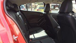 2018 Mazda 3 BN5476 Touring SKYACTIV-MT Red 6 Speed Manual Hatchback