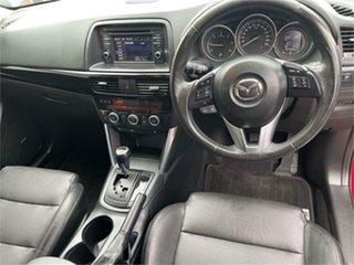 2013 Mazda CX-5 MY13 Upgrade Grand Tourer (4x4) Red 6 Speed Automatic Wagon