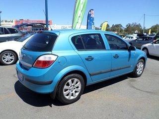2006 Holden Astra Blue Automatic Hatchback.
