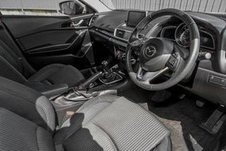 2015 Mazda 3 BM5476 Maxx SKYACTIV-MT Red 6 Speed Manual Hatchback